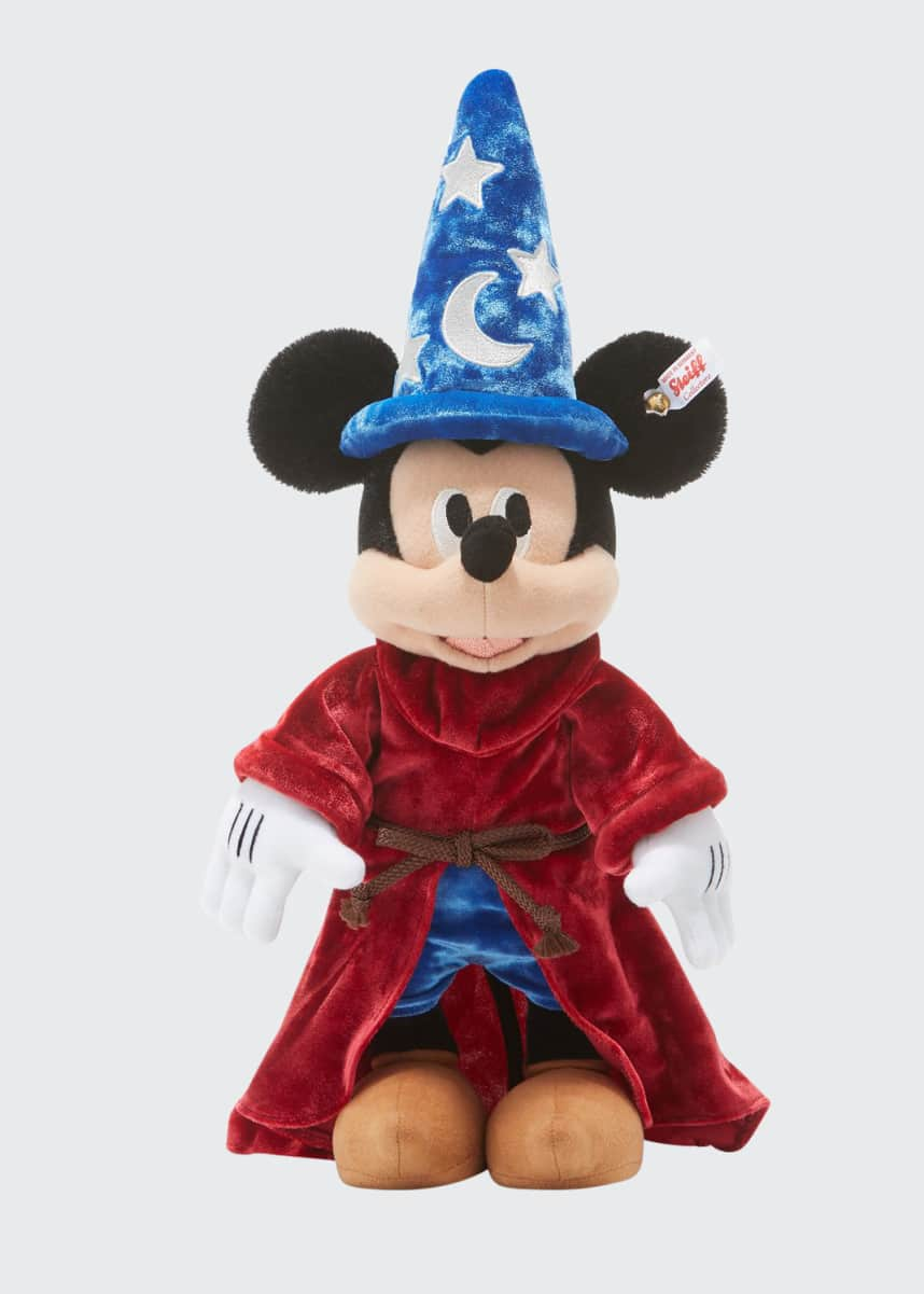 Steiff Disney's Mickey Mouse The Sorcerer's Apprentice Limited Edition Collectors Item
