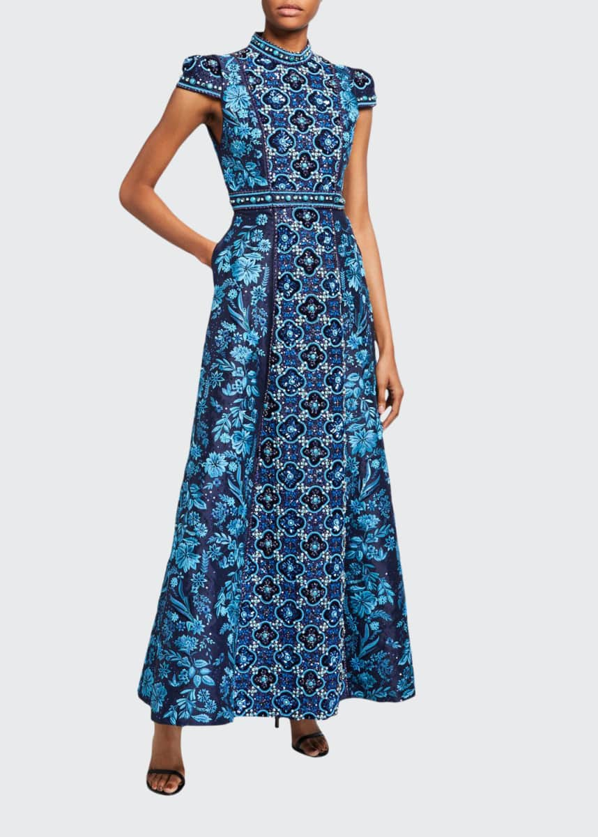 Alice And Olivia Evening Dresses Amp Gowns At Bergdorf Goodman