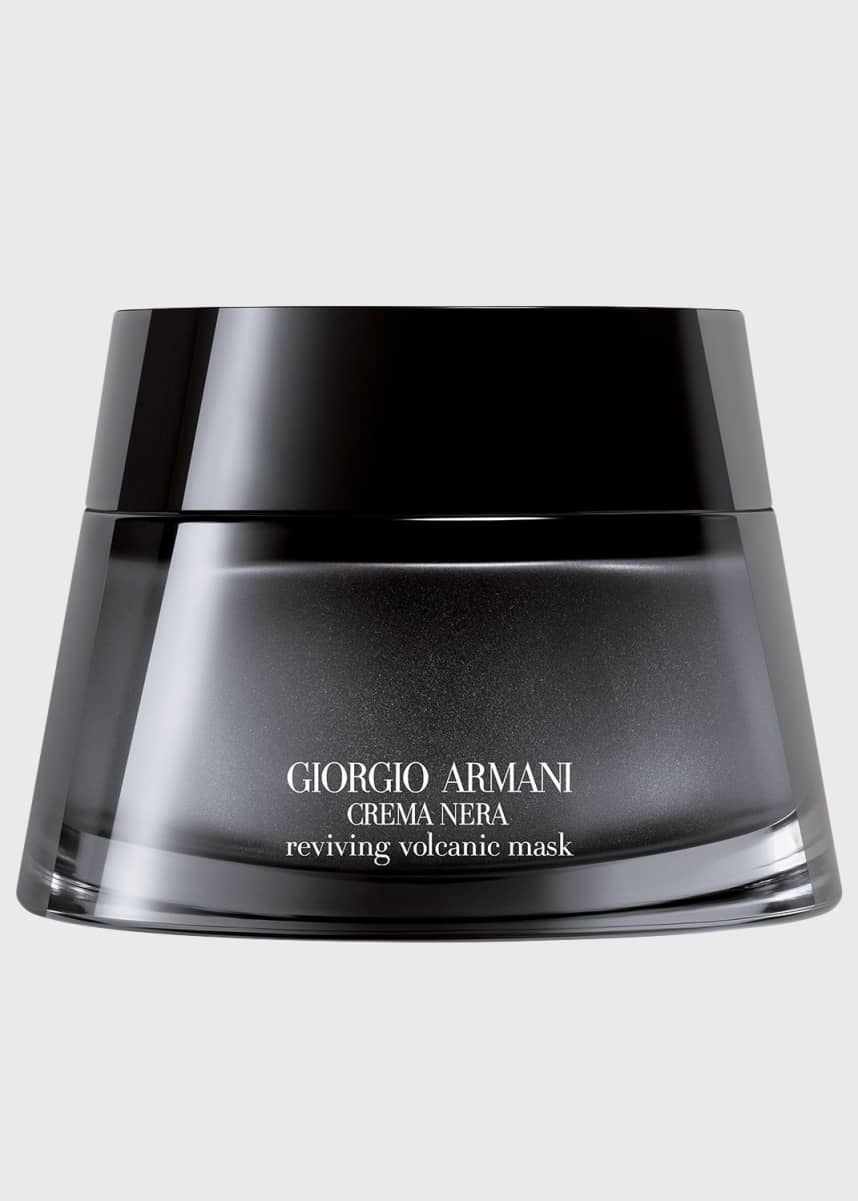 Giorgio Armani Crema Nera Reviving Volcanic Mask, 1.7 oz. /50 mL