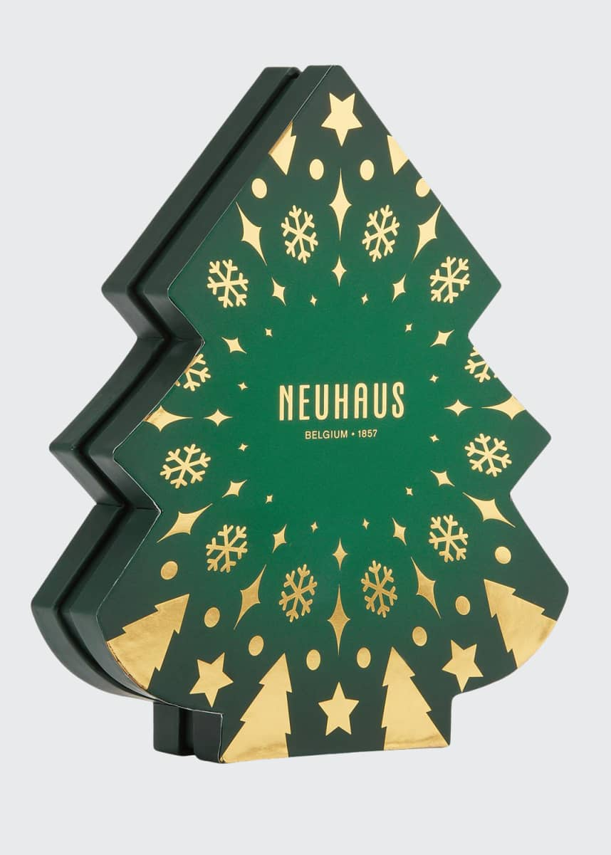 Neuhaus Chocolate 14-Piece Small Pralines Tree Box