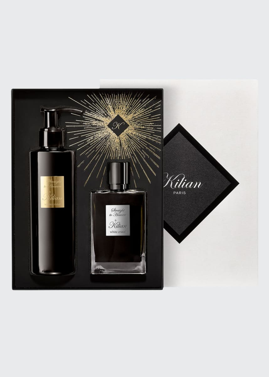 Kilian Straight To Heaven, White Cristal Holiday Set