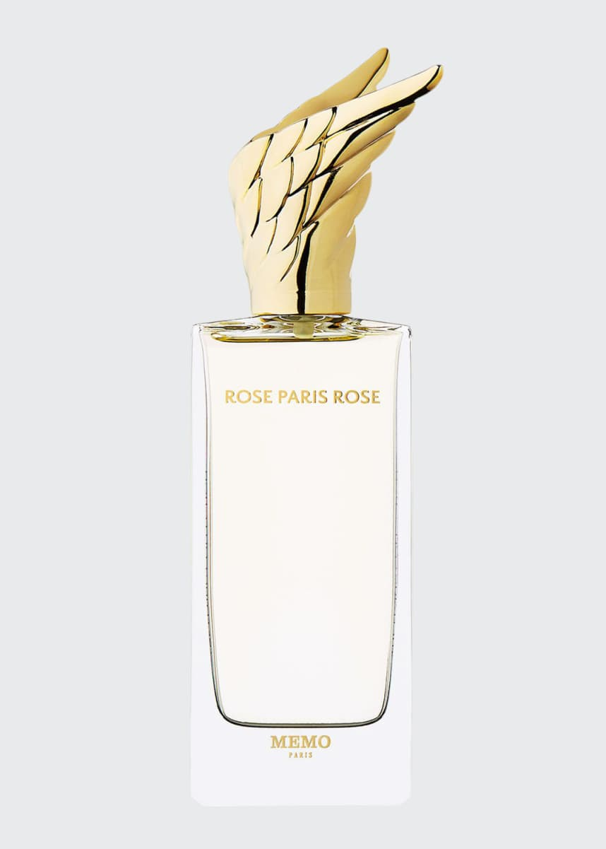Memo Paris Rose Paris Rose Eau de Parfum, 2.5 oz./ 75 mL