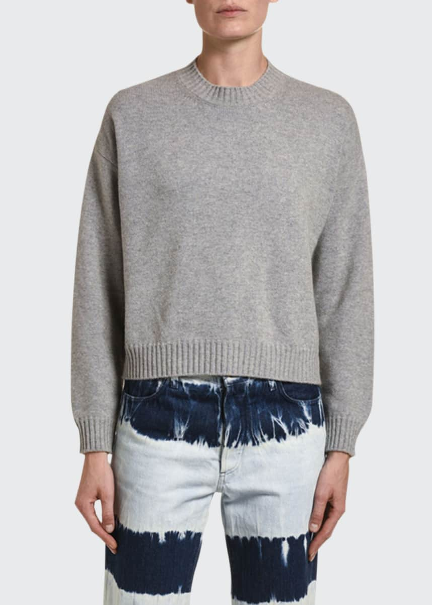 Alanui Liberty For All Cashmere Sweater