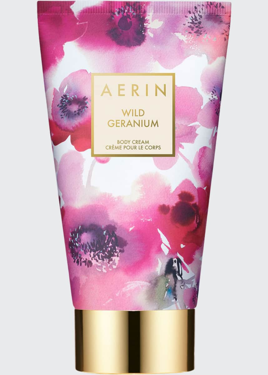 AERIN 5 oz. Aerin Wild Geranium Body Cream