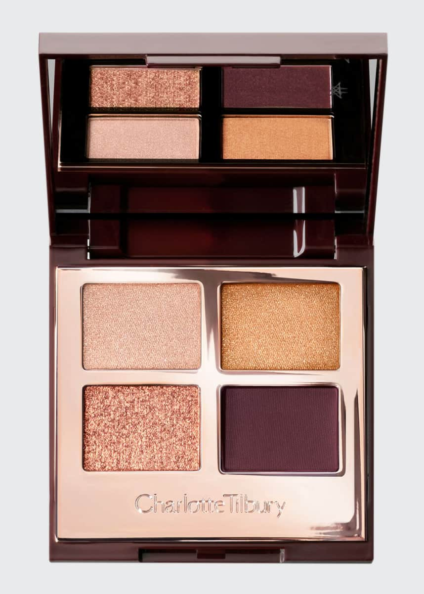 Charlotte Tilbury Queen of Glow Luxury Eyeshadow Palette