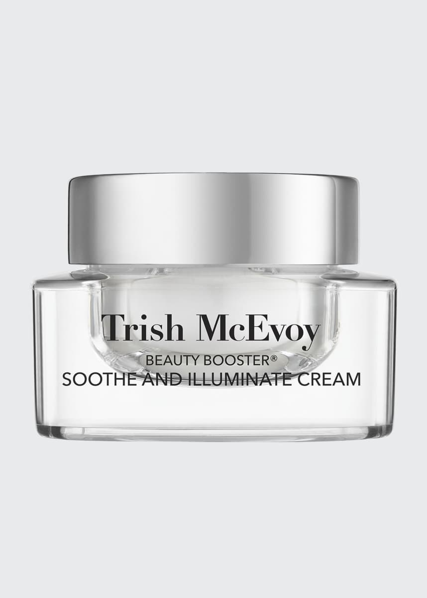 Trish McEvoy Beauty Booster Soothe and Illuminate Cream, 1.0 oz. / 30 mL