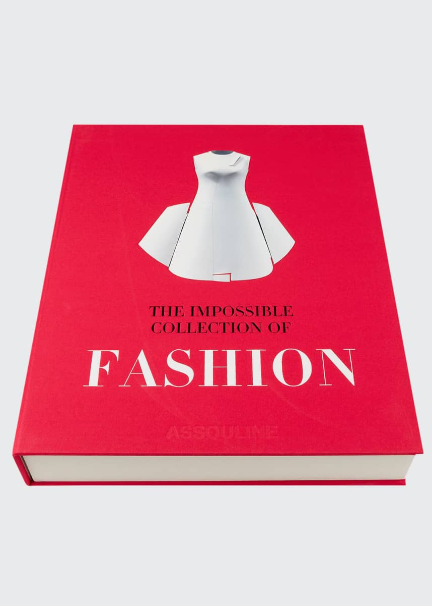 "Assouline ""The Impossible Collection of Fashion"" Book"