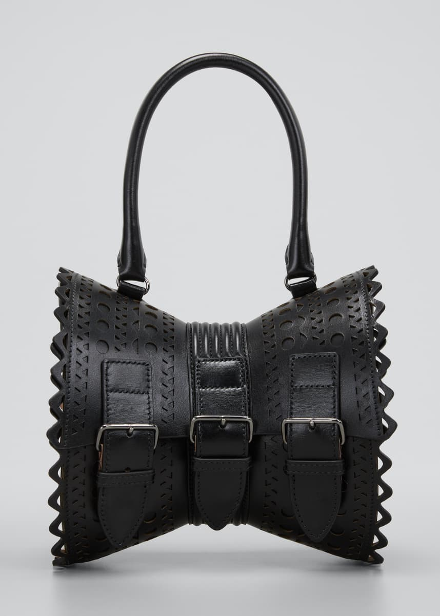 ALAIA Edition 1992 Corest 18 Top-Handle Bag