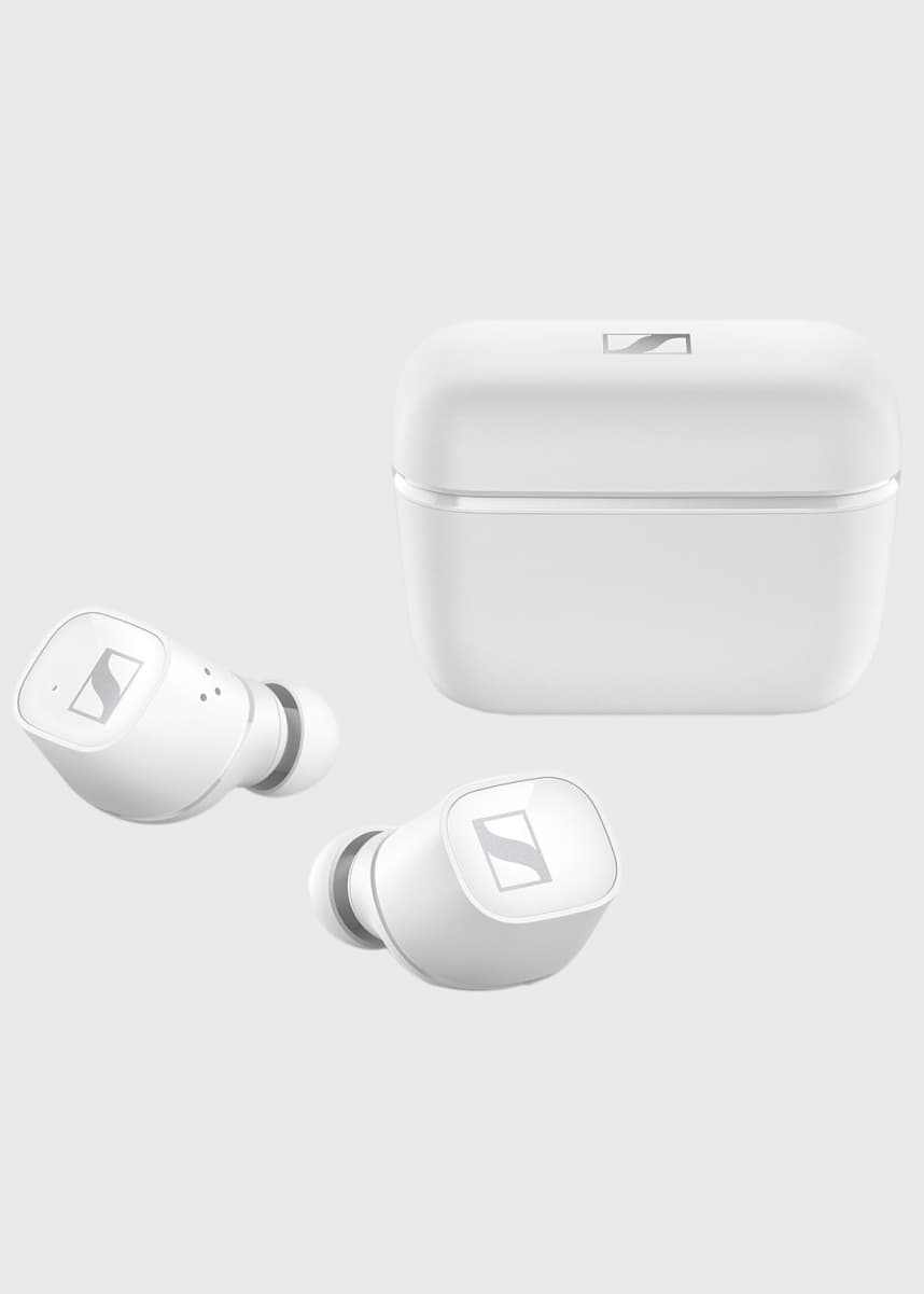 Sennheiser CX 400BT True Wireless Ear Buds - White