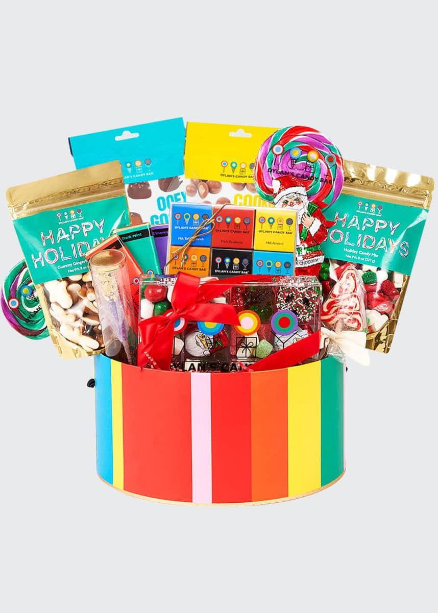 Dylan's Candy Bar Better Than Mistletoe Hat Box