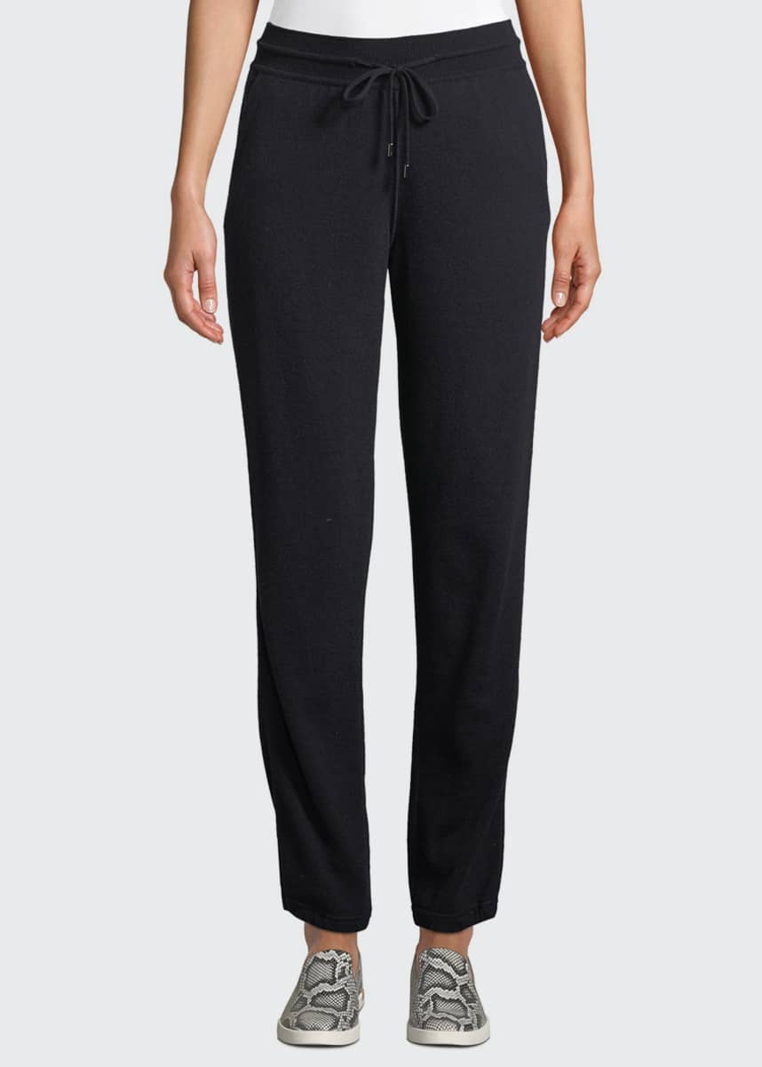 Loro Piana Cashmere Drawstring Lounge Pants
