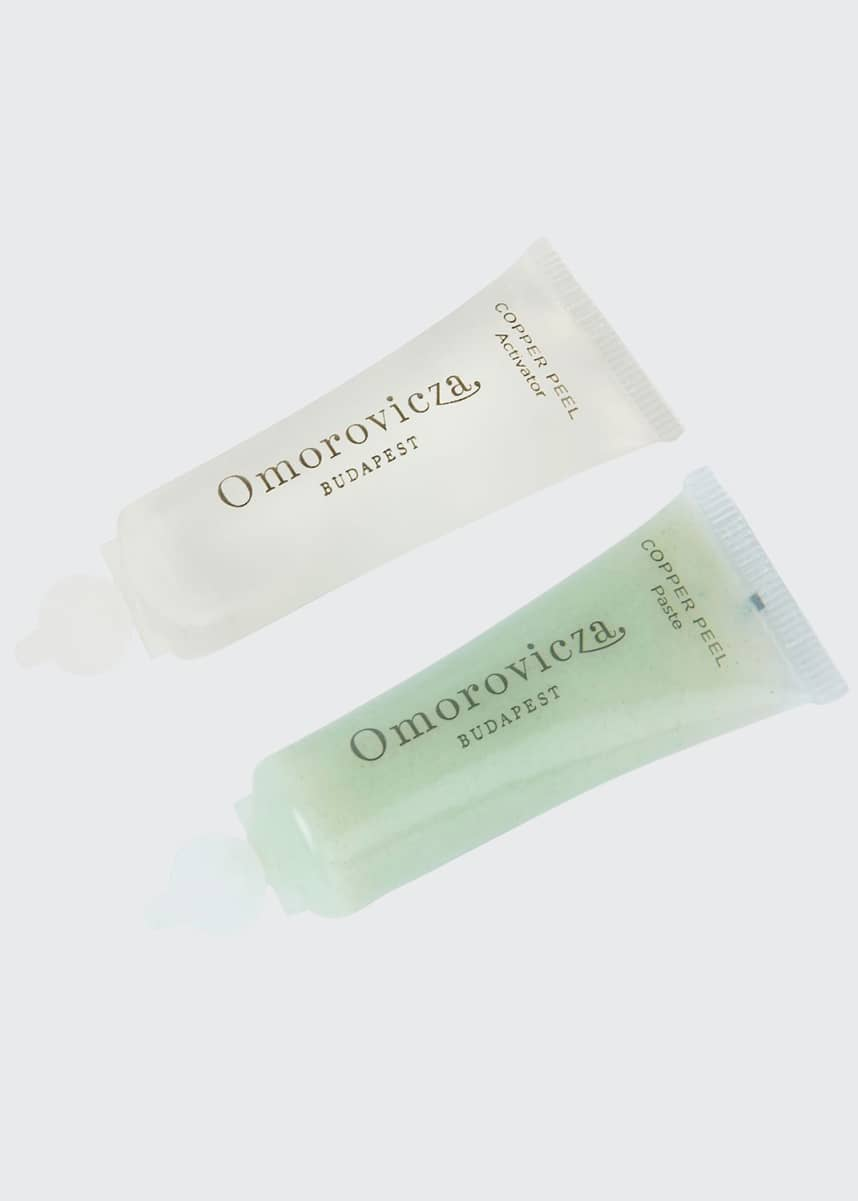 Omorovicza Copper Peel