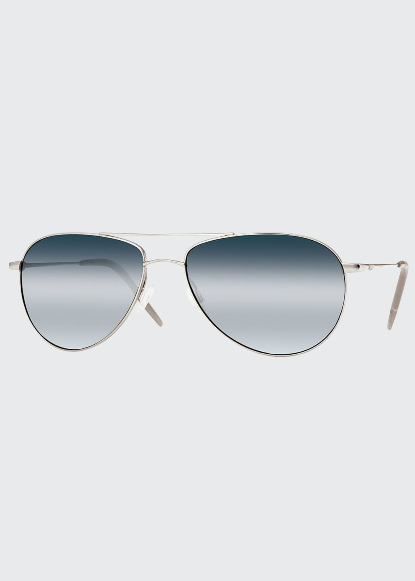 Image 1 of 1: Benedict 59 Aviator Sunglasses