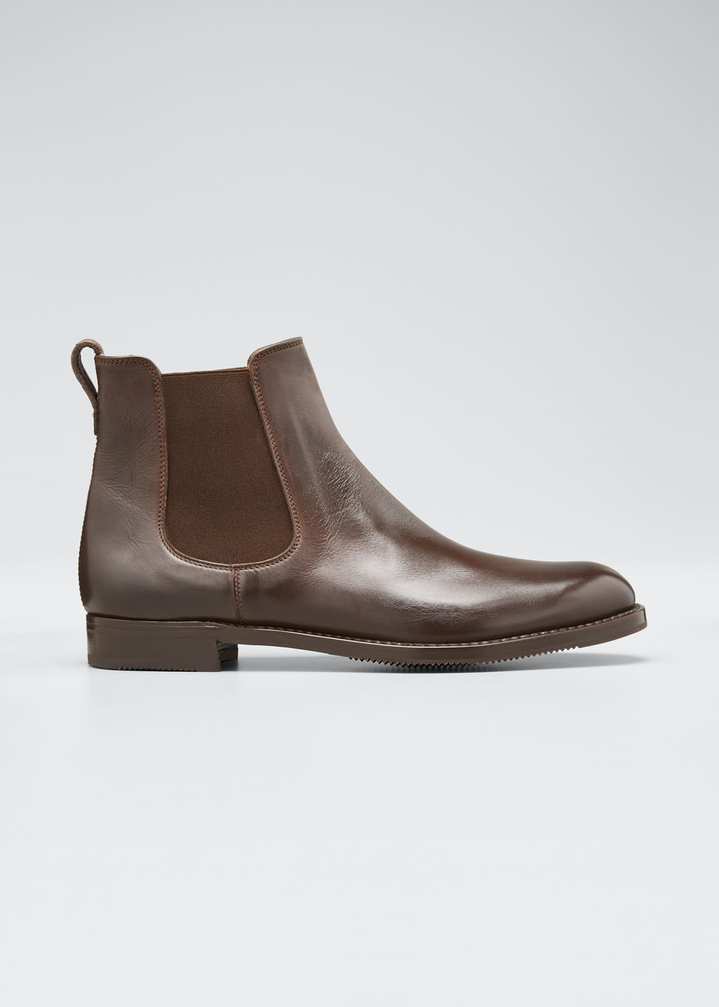Gravati Tumbled Leather Chelsea Boot