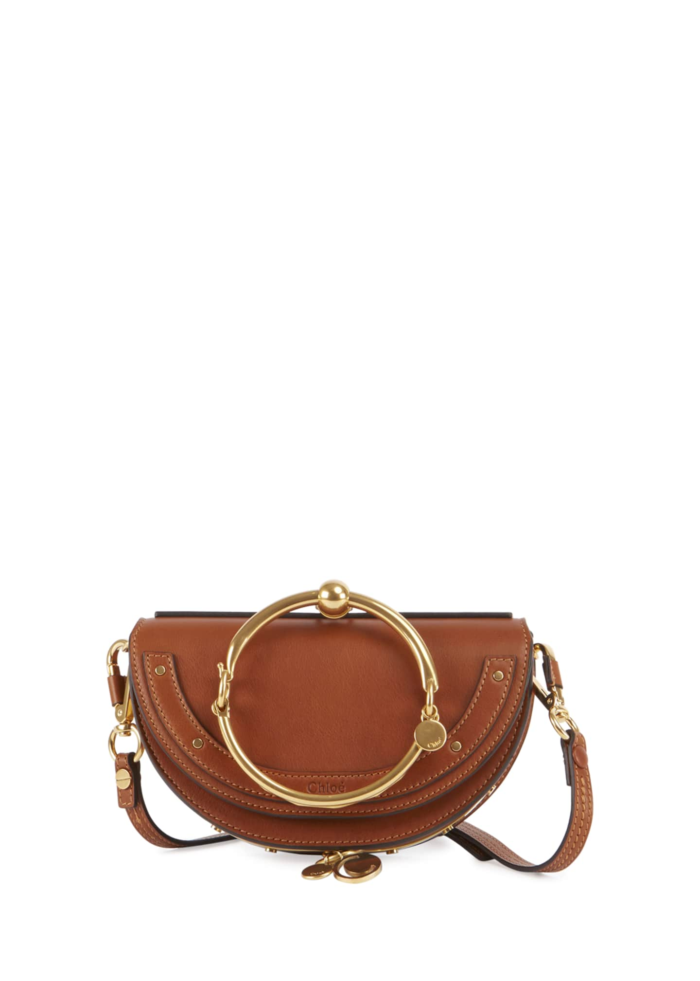 Chloe Nile Small Bracelet Minaudiere Bag