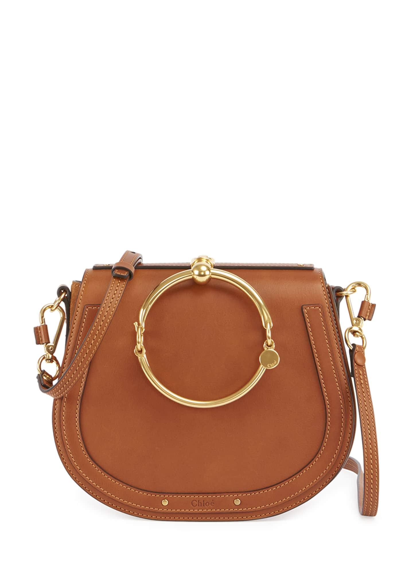 Chloe Nile Medium Bracelet Crossbody Bag
