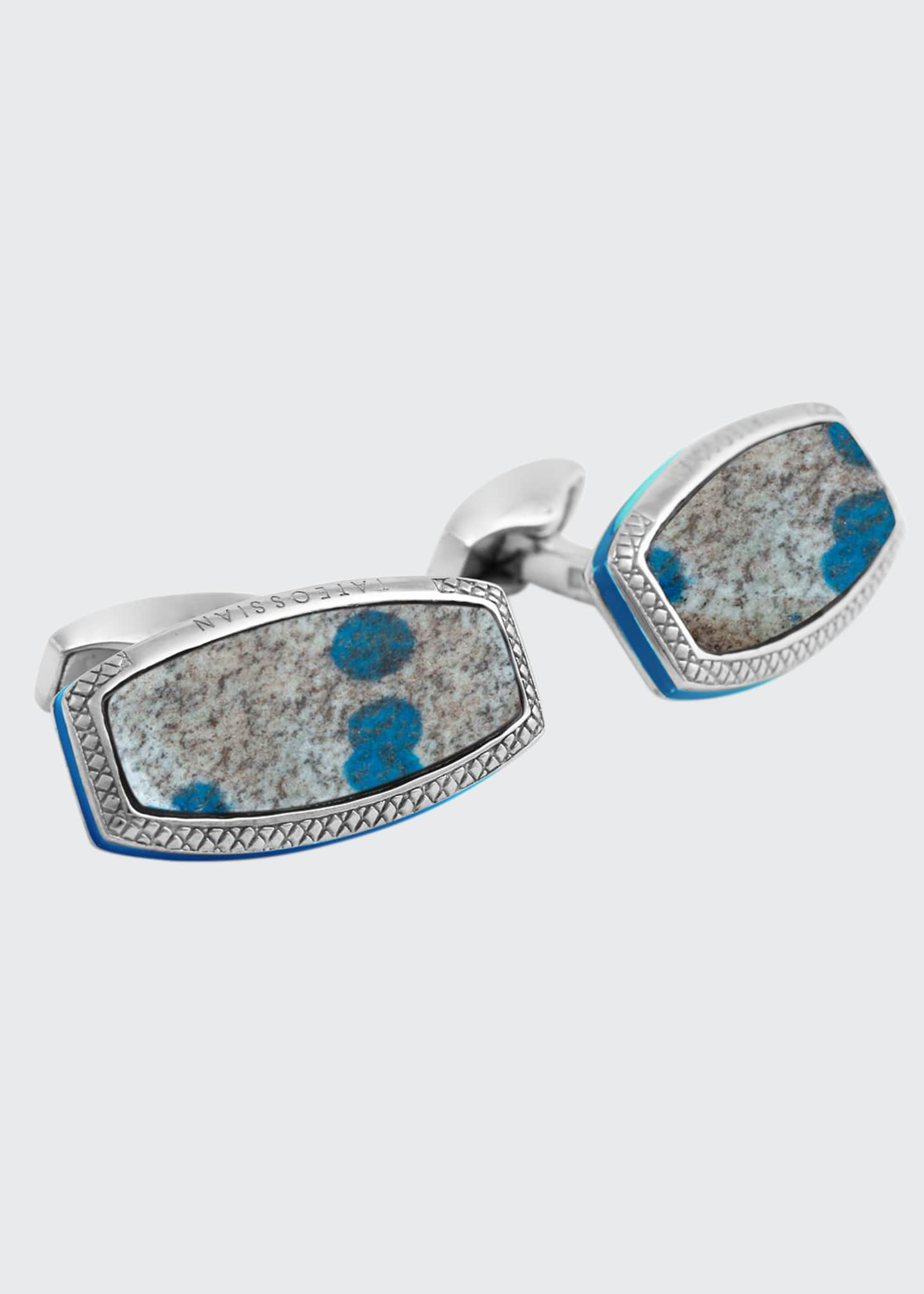 Image 1 of 1: Limited Edition Stones of the World Cuff Links