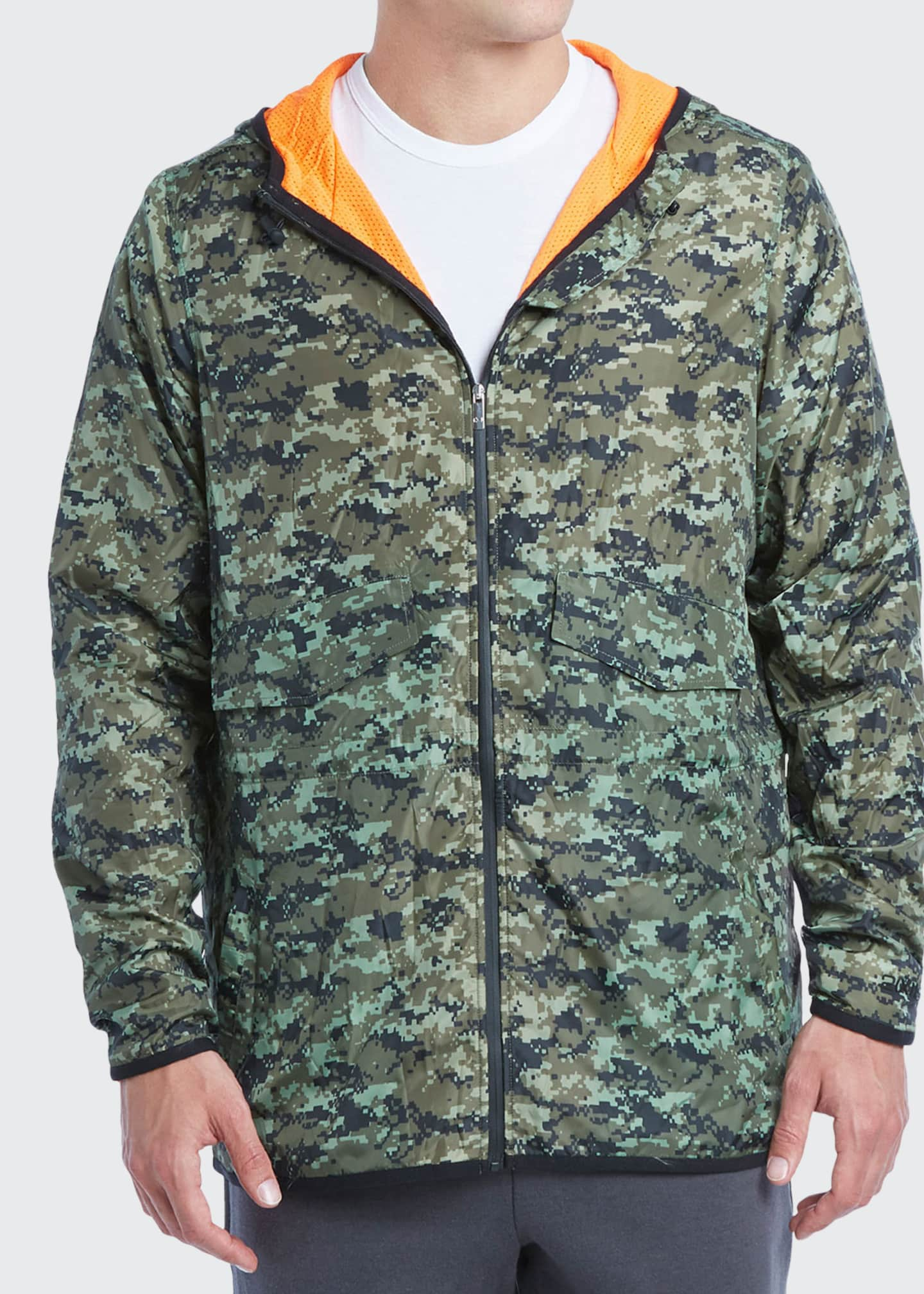 2Xist MILITARY SPORT TRAVEL JACKET