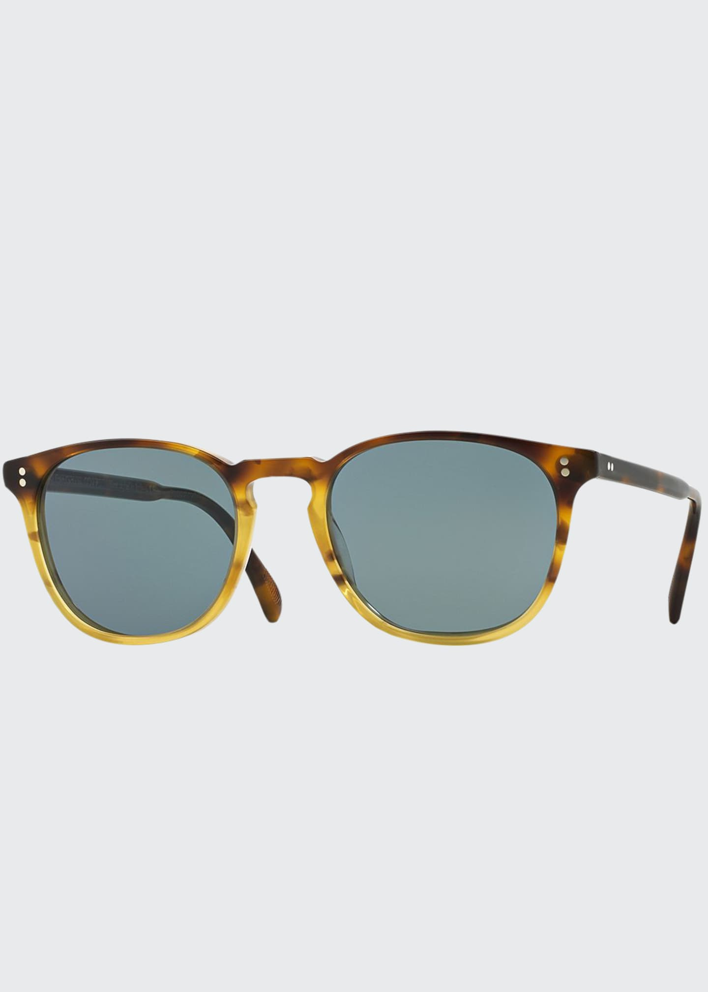 Image 1 of 1: Finley Esq. 51 Acetate Sunglasses, Brown Tortoise