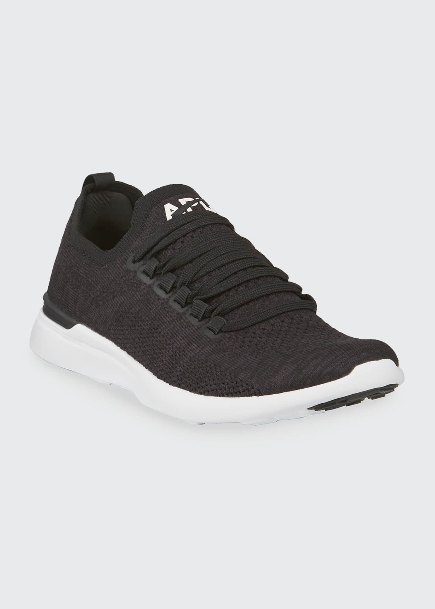 Image 1 of 4: Techloom Breeze Knit Mesh Sneakers