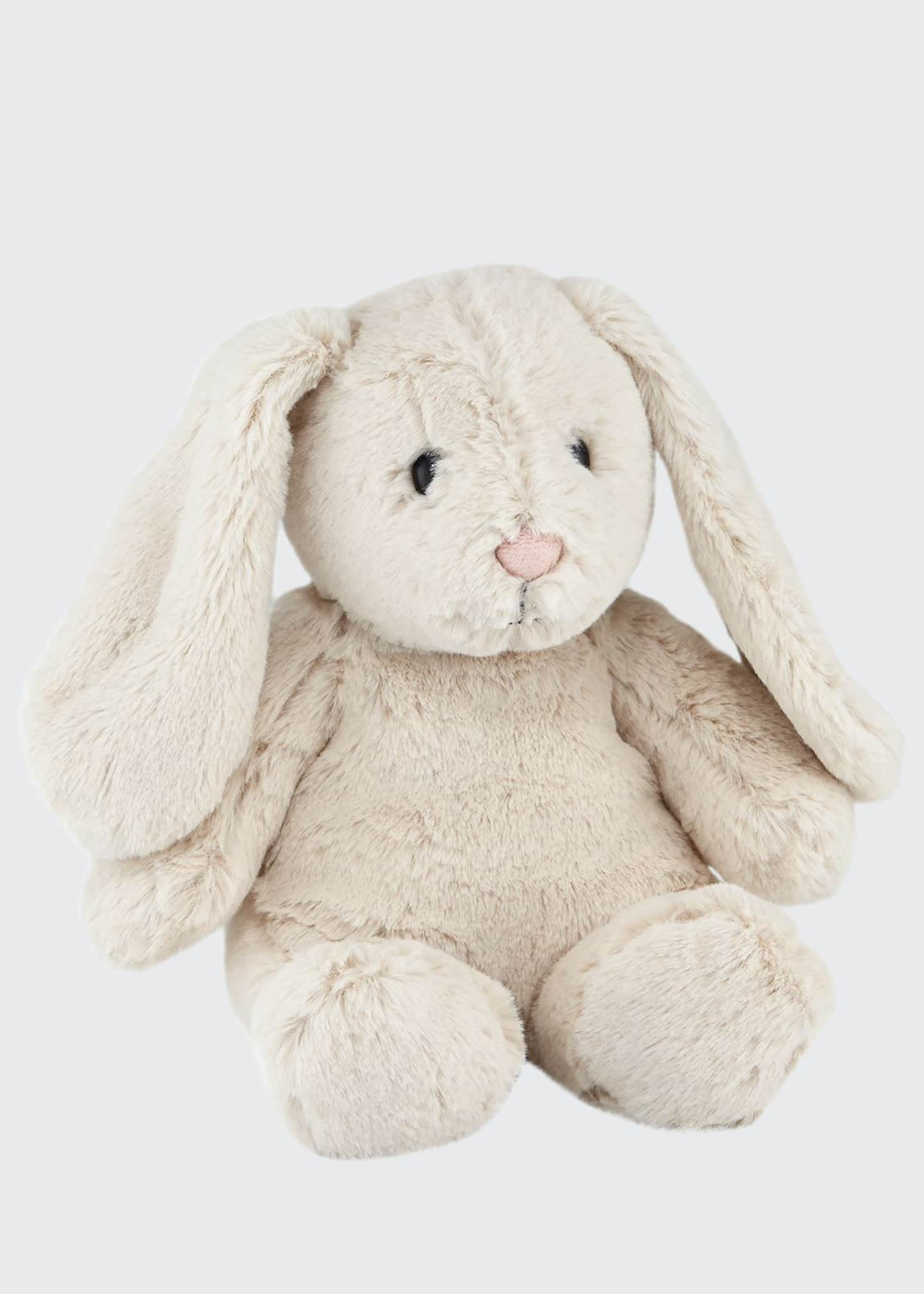 Image 1 of 1: Medium Hoppie Rabbit, Light Grey