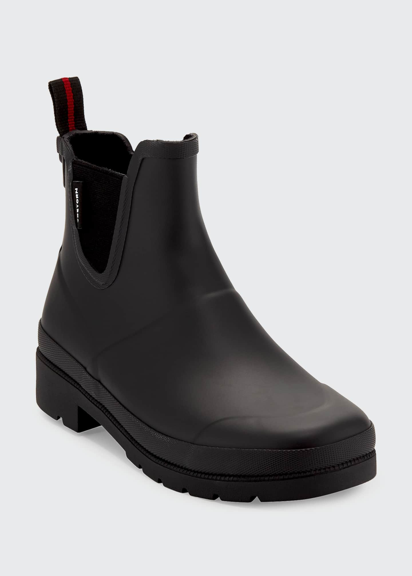 Image 1 of 3: Lina Short Rubber Rain Boots