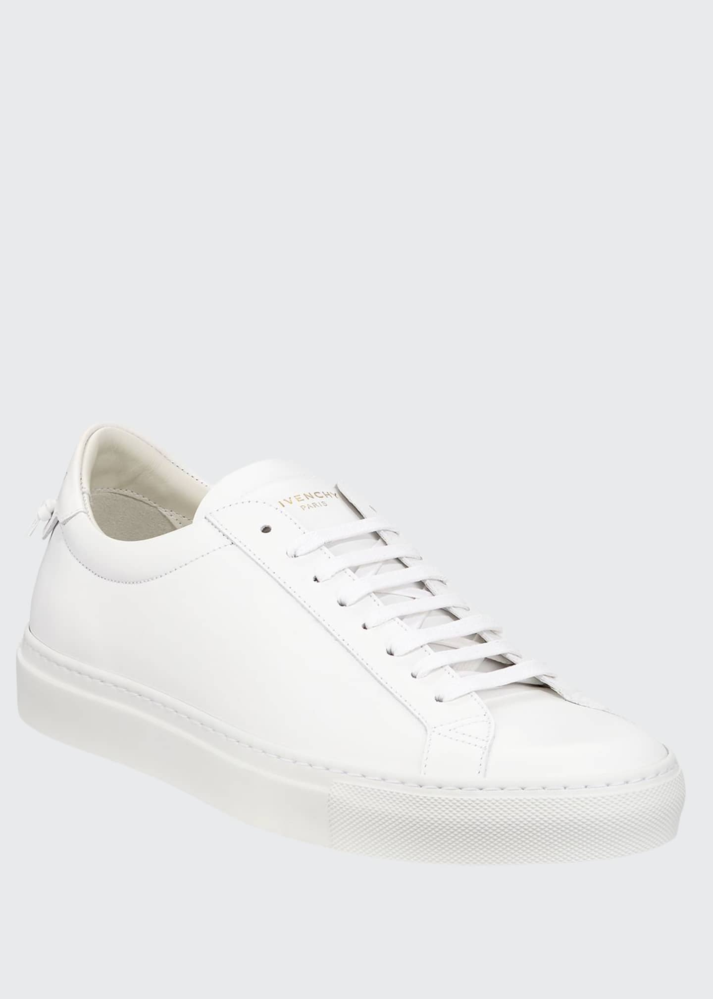 Image 1 of 4: Men's Urban Street Leather Sneakers