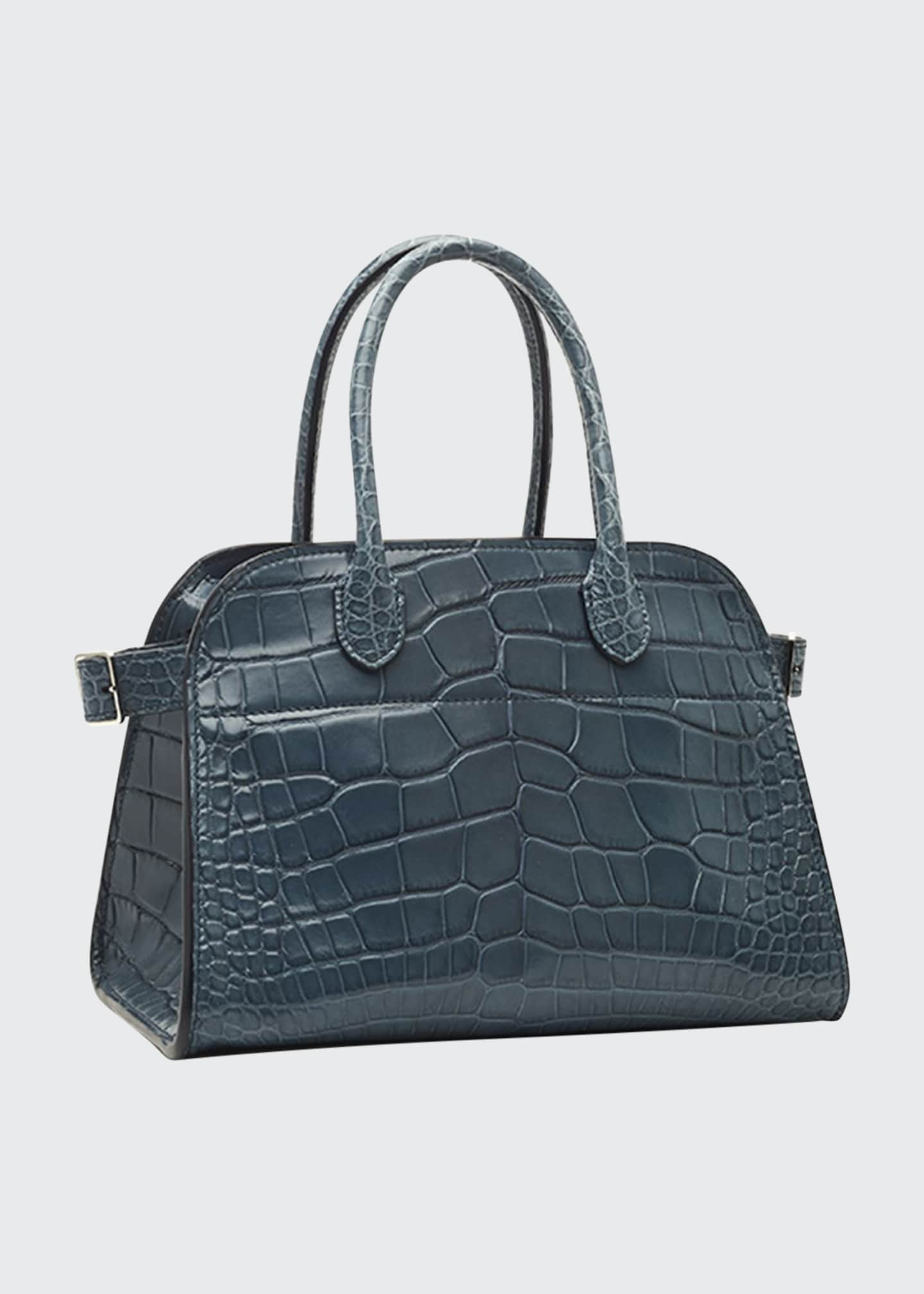 Image 1 of 1: Margaux 10 Bag in Alligator