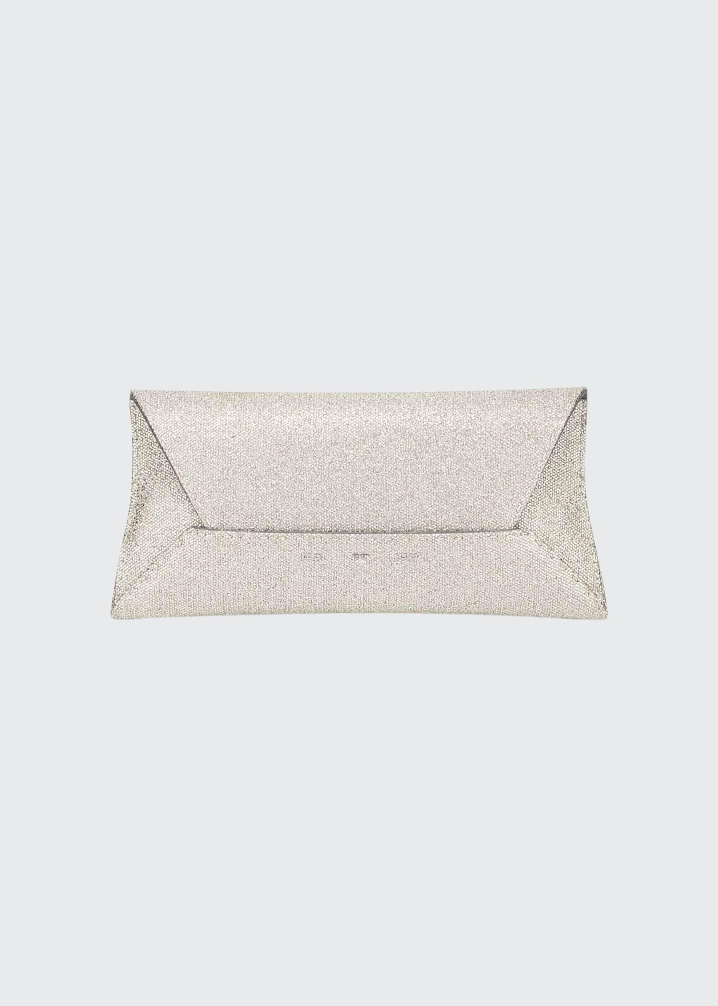 VBH Manila Stretch T Glitter Clutch Bag
