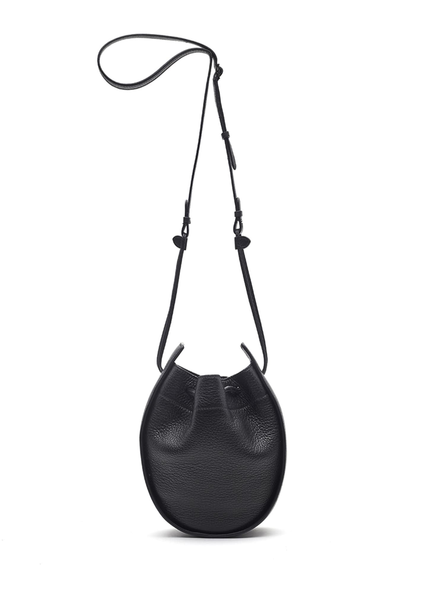 THE ROW Drawstring Pouch Bag in Deerskin
