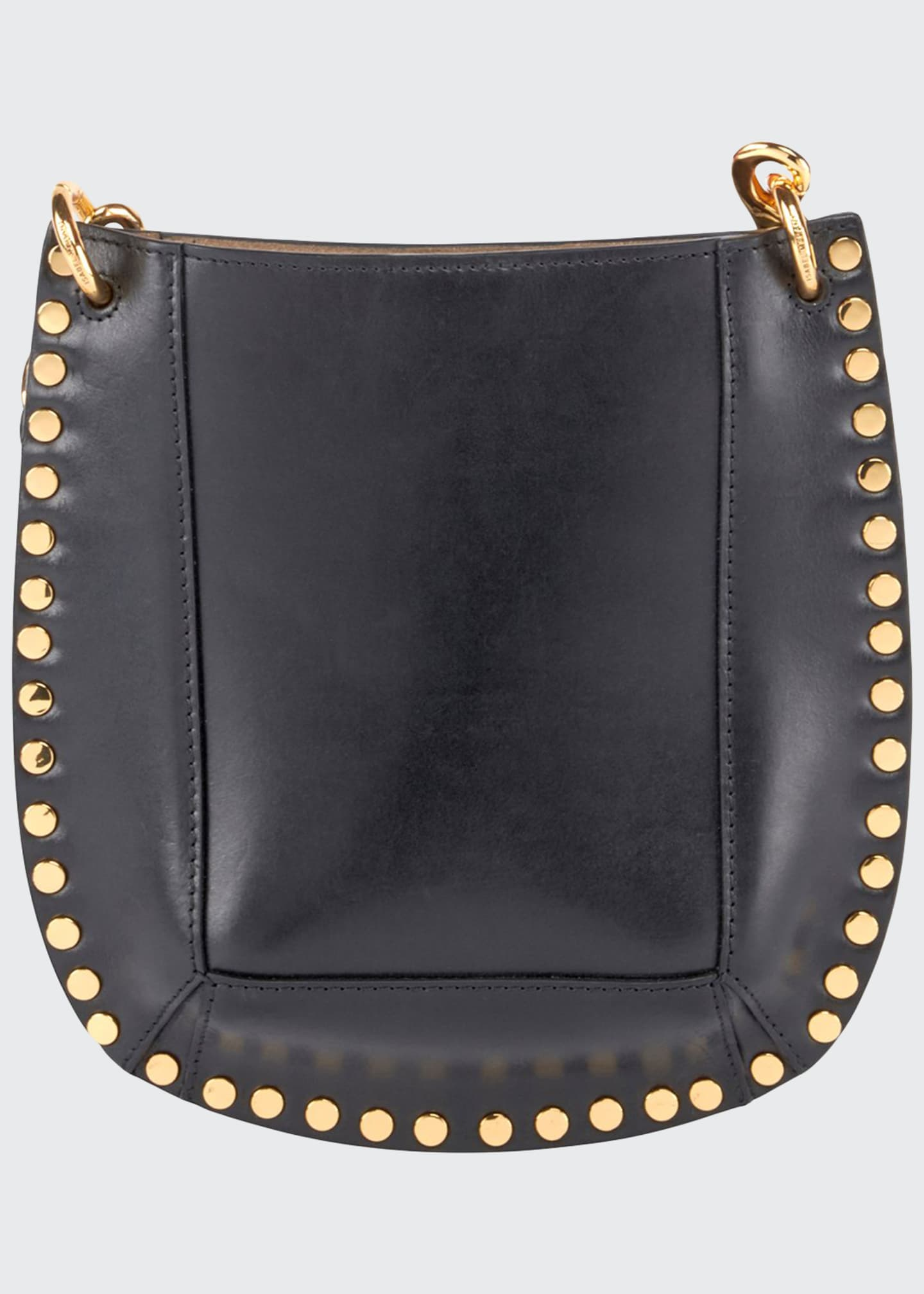 Isabel Marant Oskan Leather New Hobo Bag