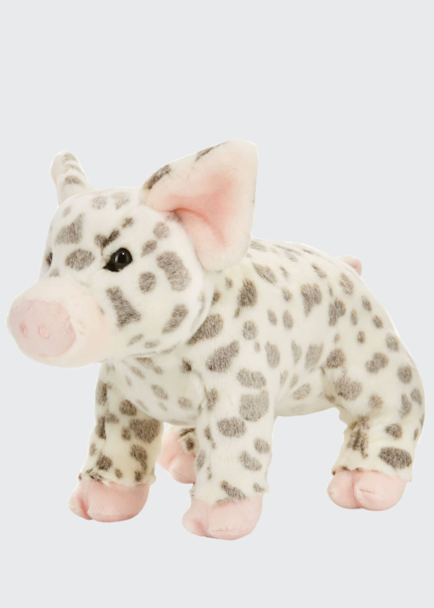 Image 1 of 2: Pauline Spotted Pig Plush Toy, 12""
