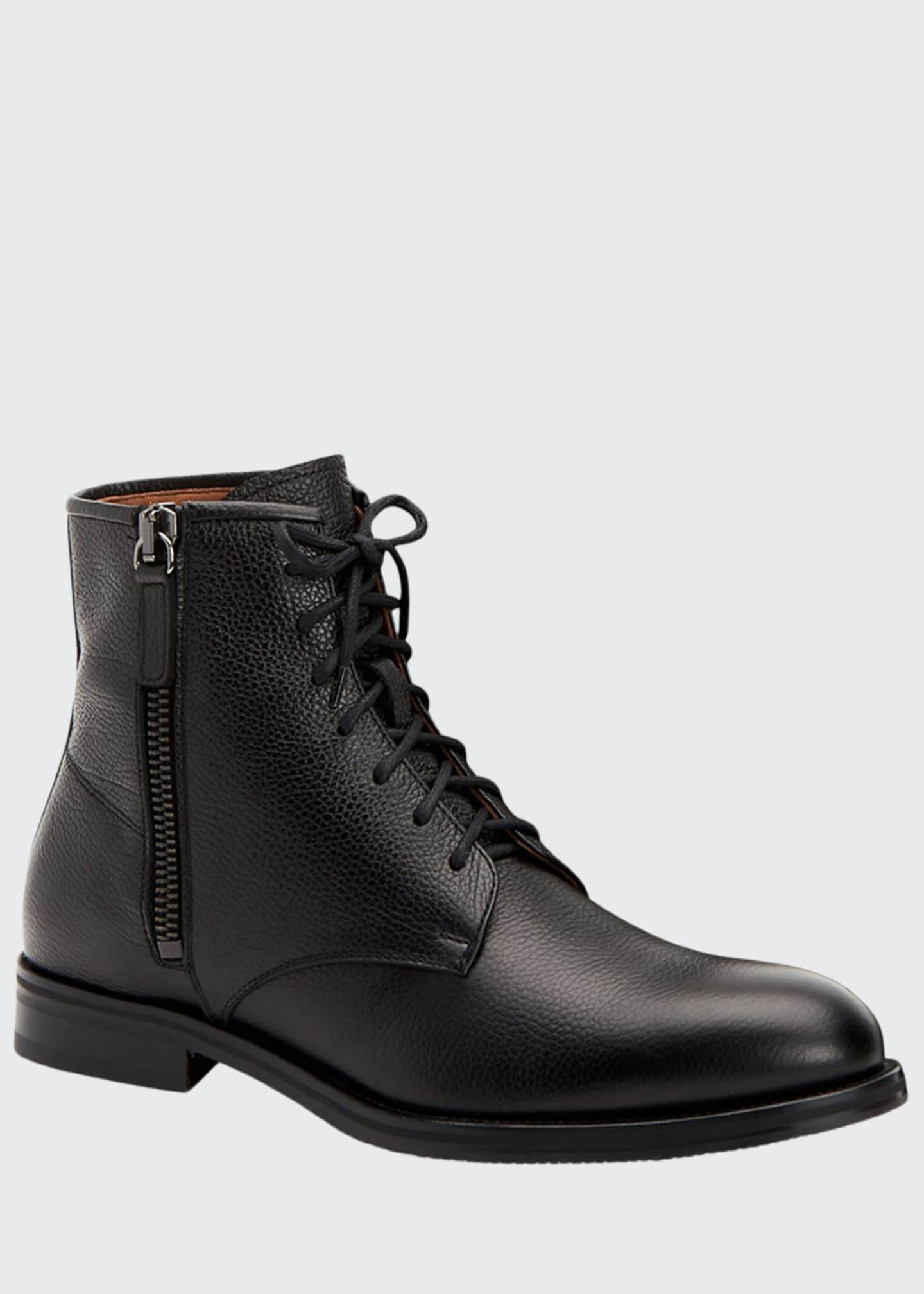Image 1 of 4: Men's Vladimir Leather Boots