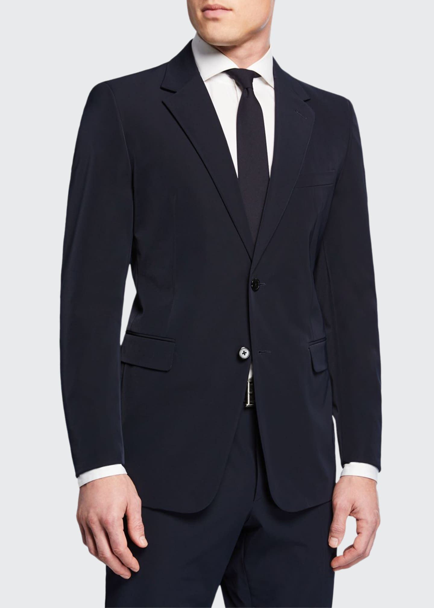 Image 1 of 3: Men's Techno-Stretch Two-Piece Suit