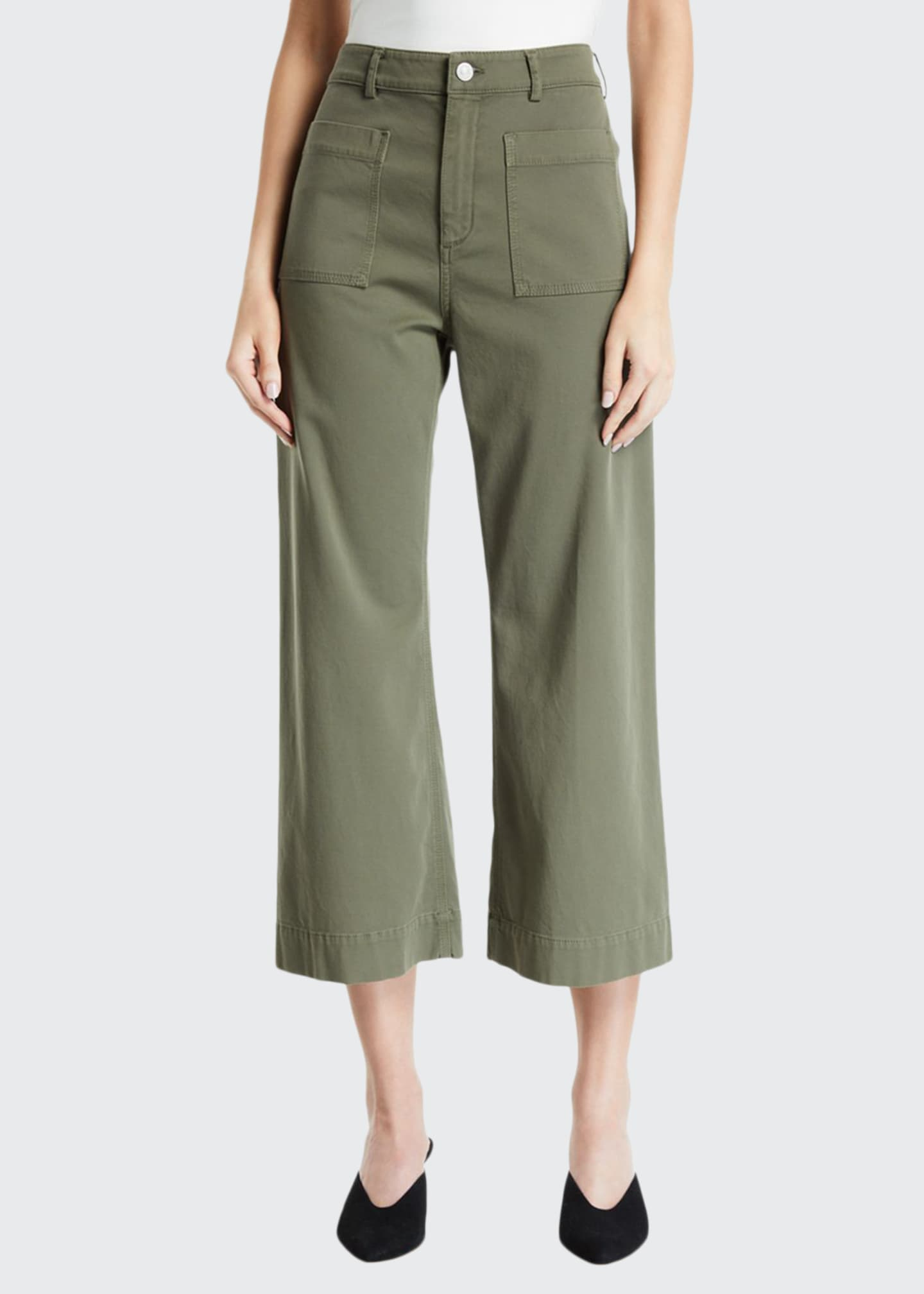 Fallon Cropped Pants