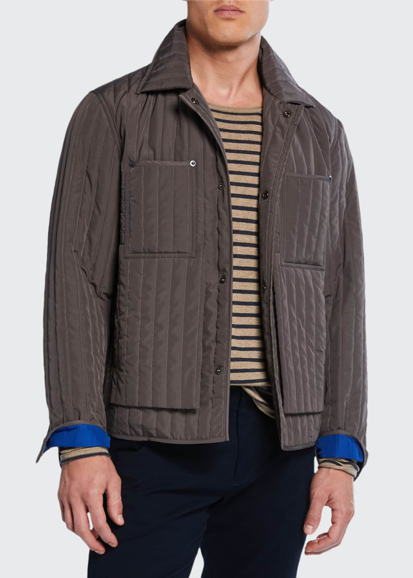 Craig Green Men's Quilted Worker Jacket