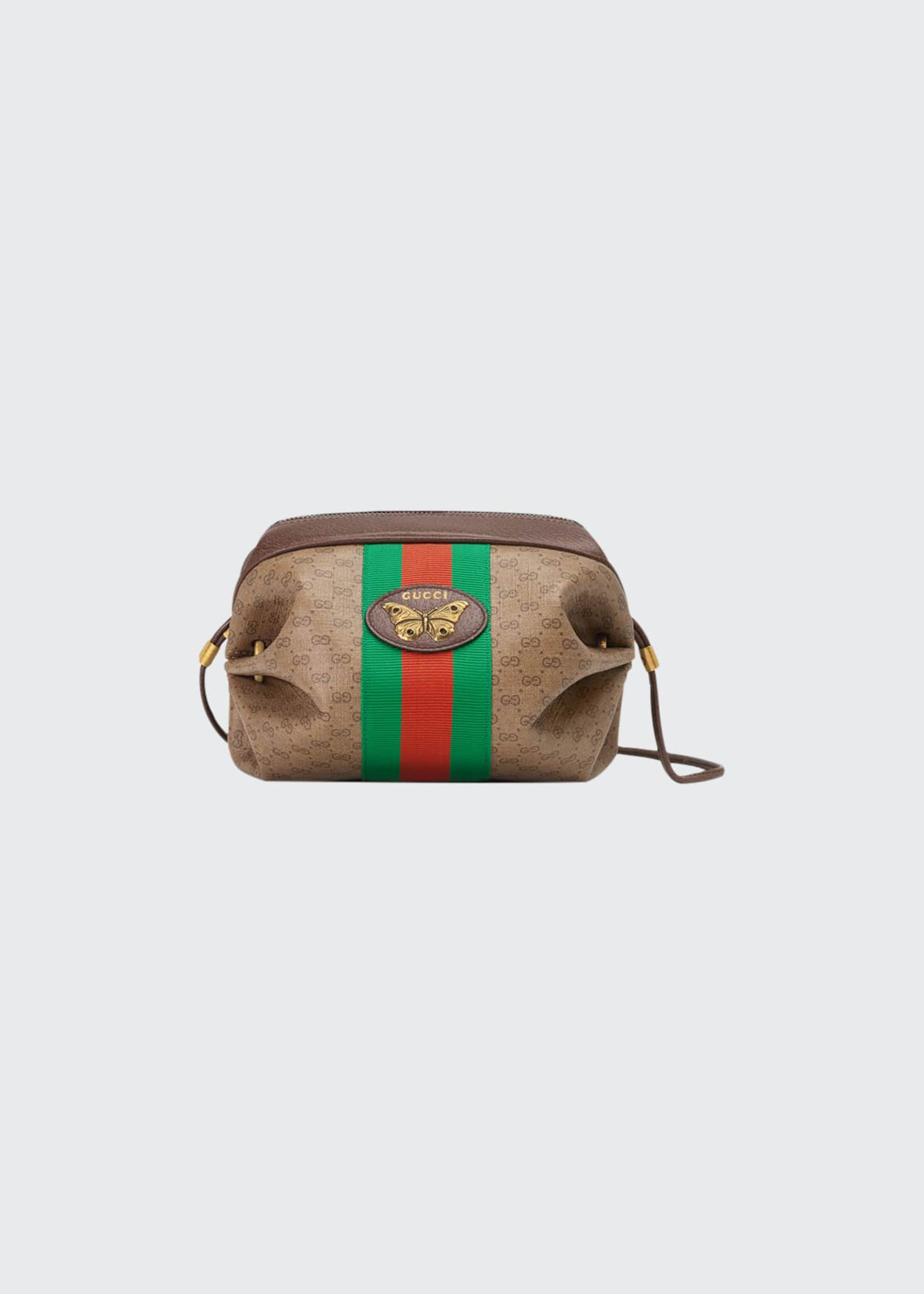 Gucci New Candy Mini Crossbody Wallet