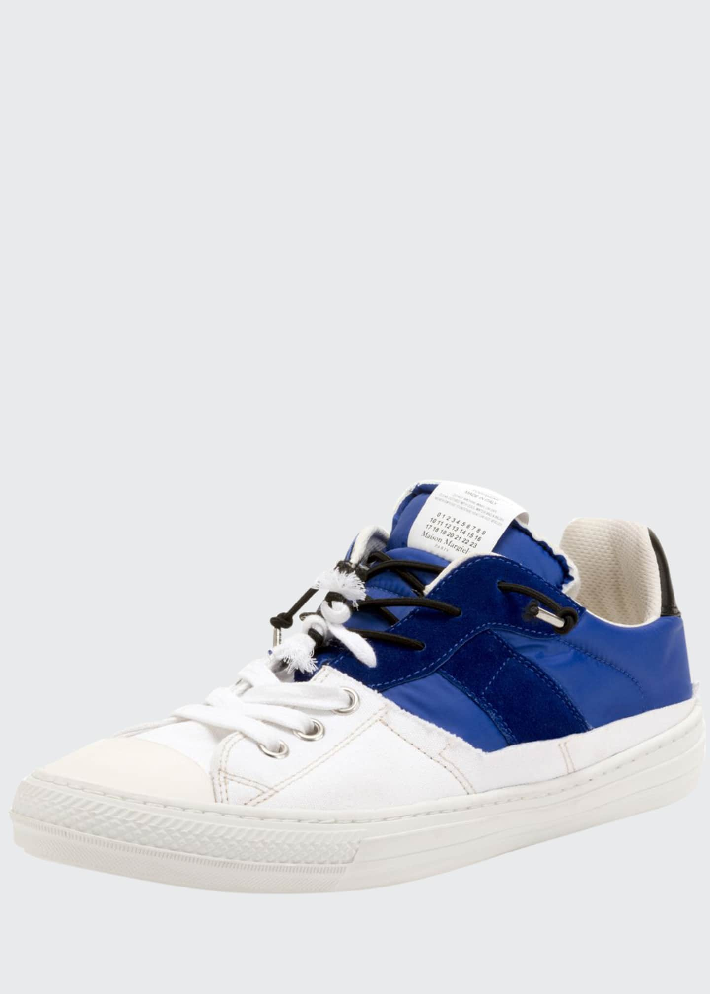 Image 1 of 3: Men's Composite Low-Top Sneakers