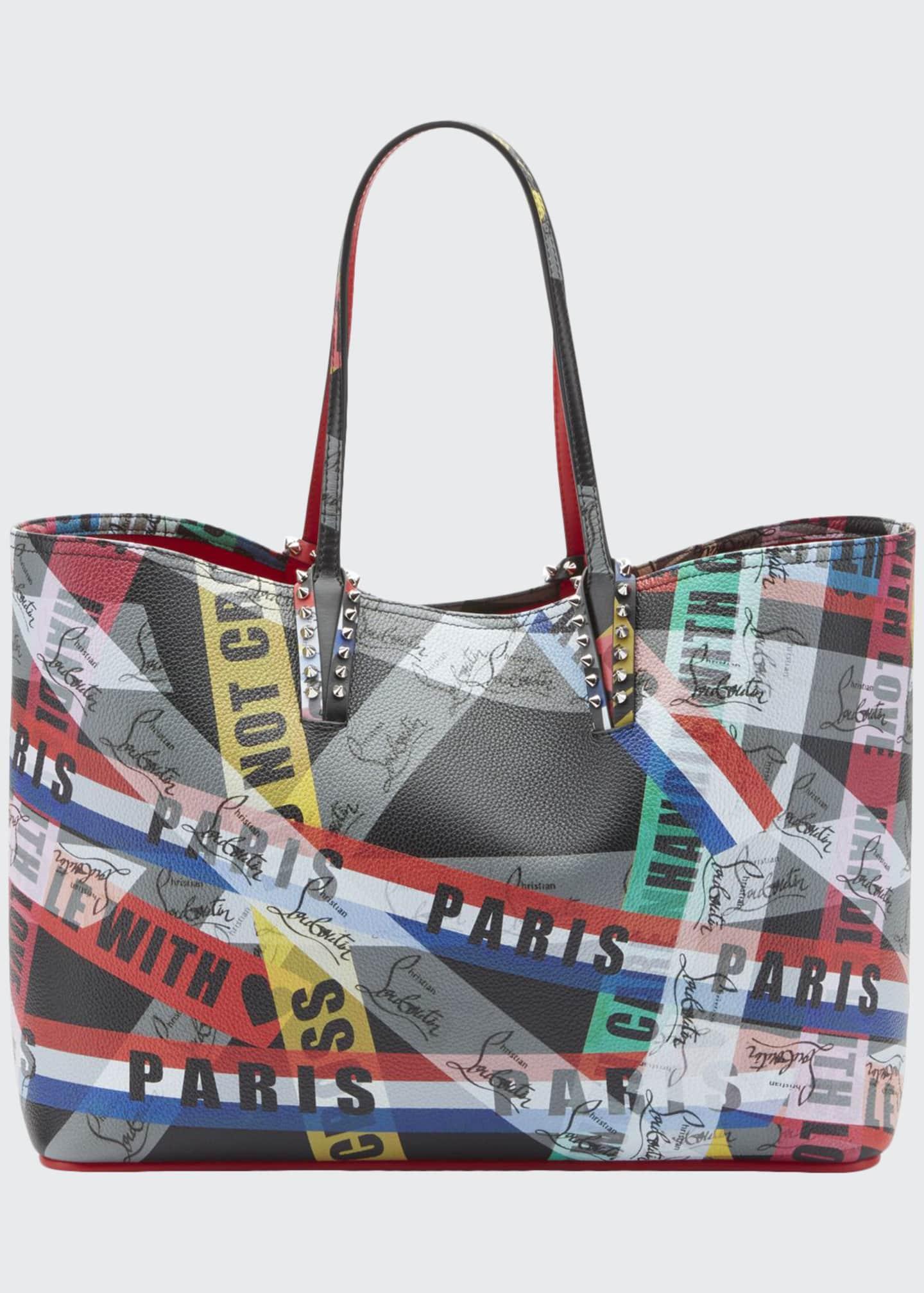 Christian Louboutin Cabata Calf LoubiBallage Tote Bag