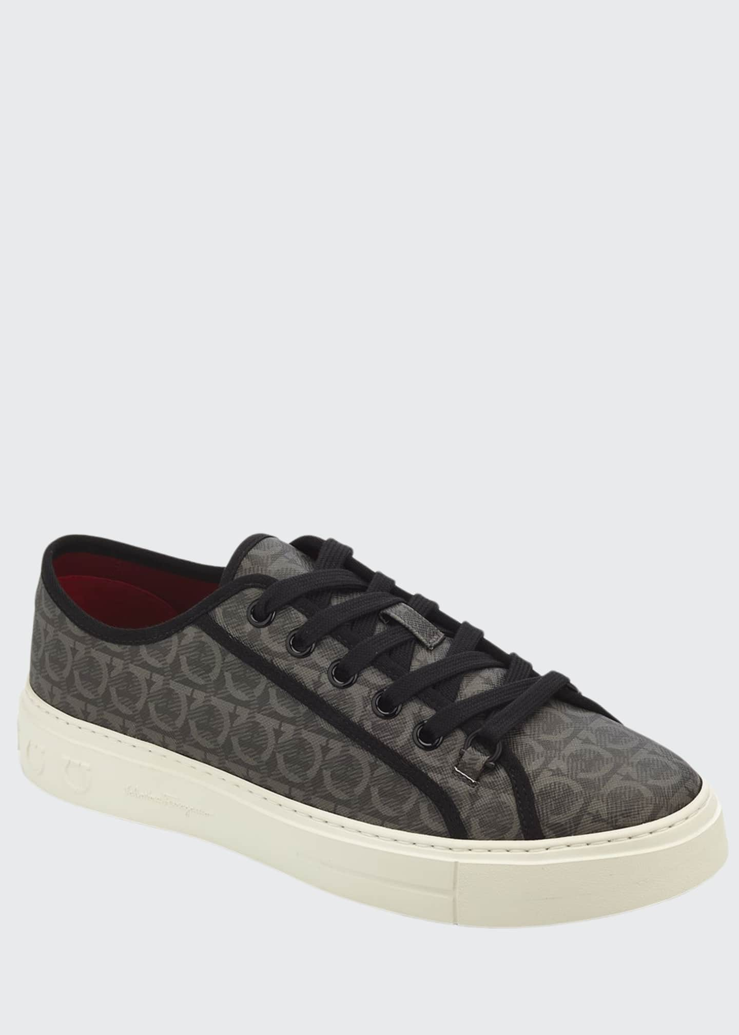 Image 1 of 1: Men's Anson Logo Sneakers