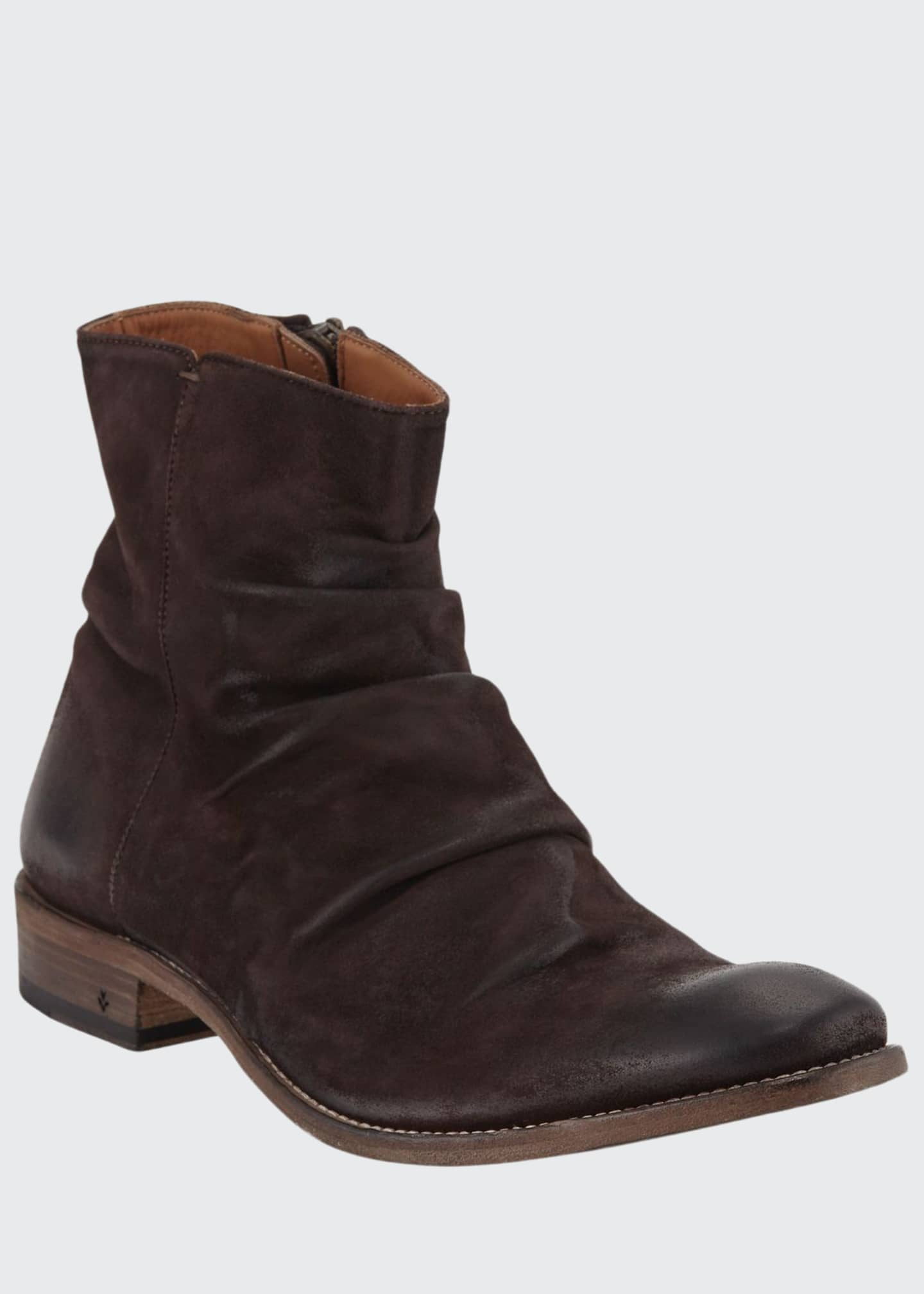 Image 1 of 3: Men's Morrison Sharpei Suede Boots