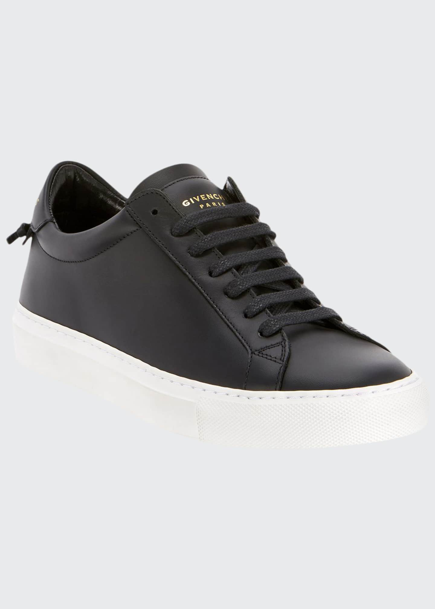 Image 1 of 3: Urban Street Leather Low Sneakers