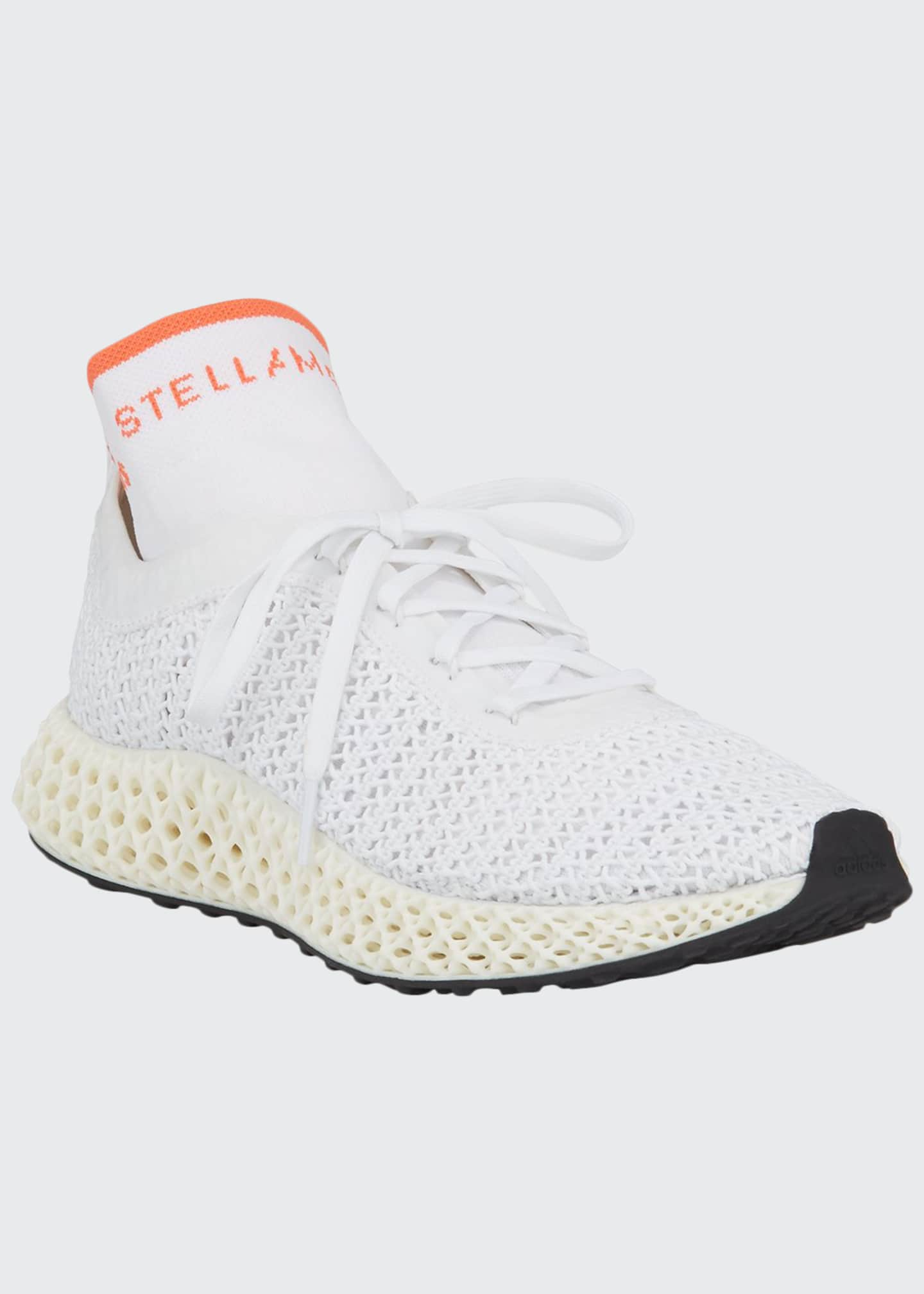 adidas by Stella McCartney Alphaedge 4D Knit Sock