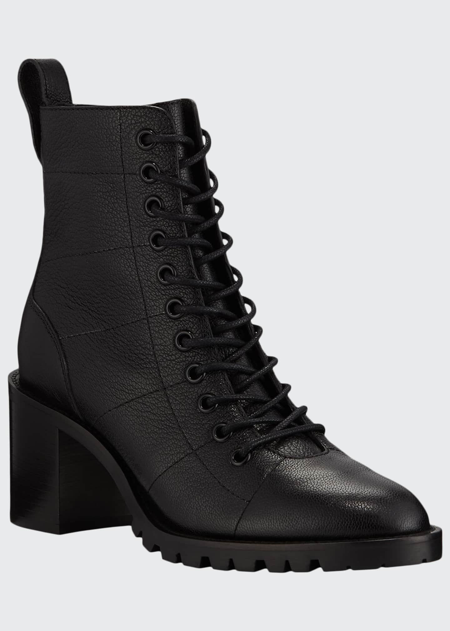 Jimmy Choo Cruz Lace-Up Booties