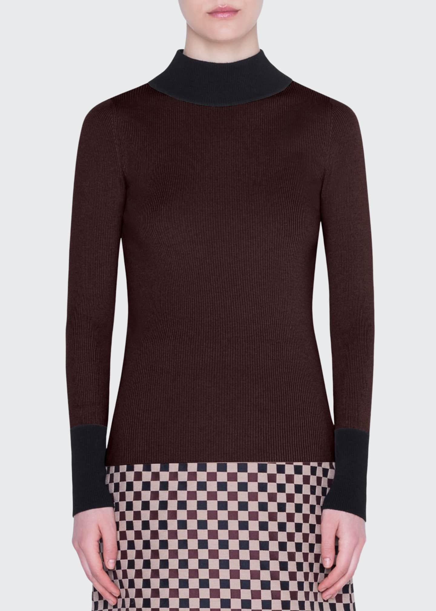 Image 1 of 3: Wool Knit Sweater