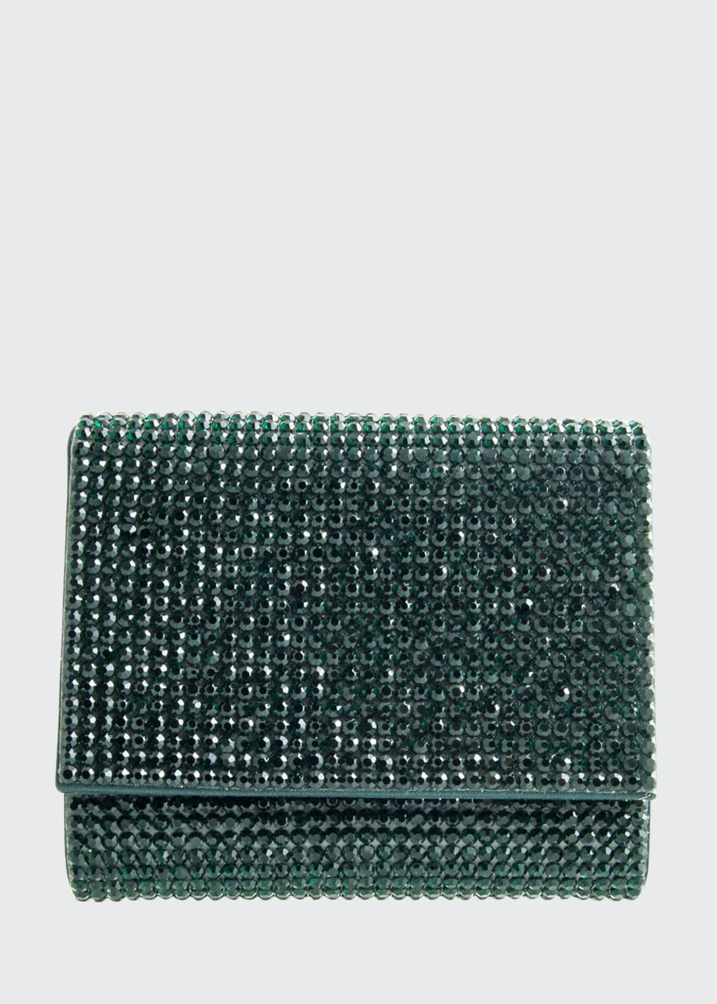 Image 1 of 1: Micro Fizzy Beaded Clutch Bag
