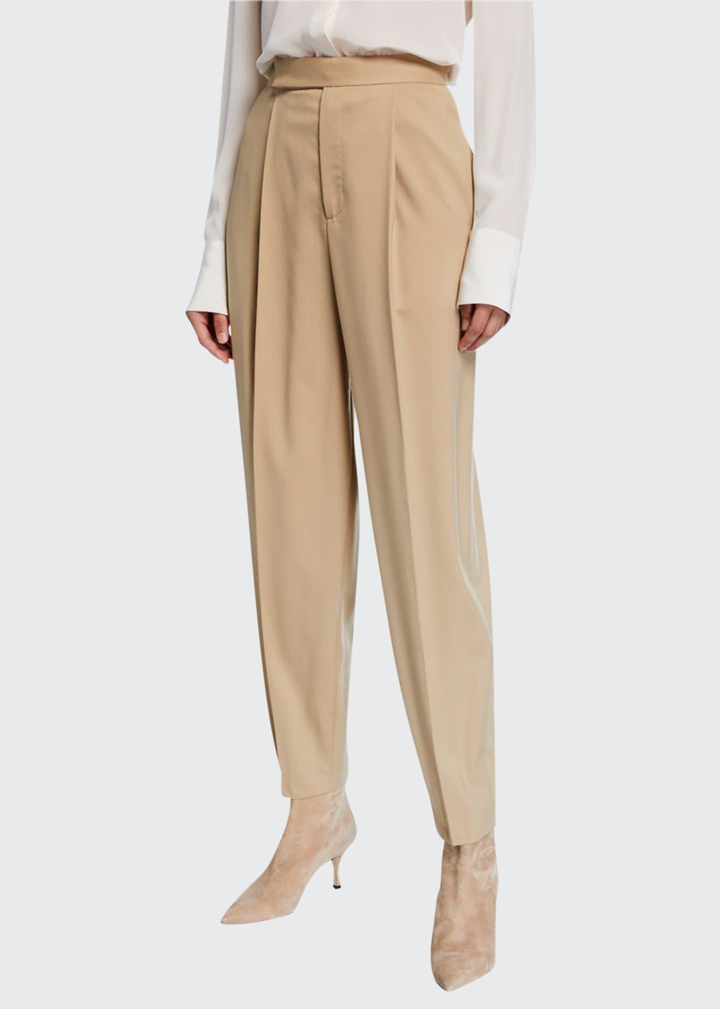 Ralph Lauren Collection Bryen Gabardine Menswear Pants