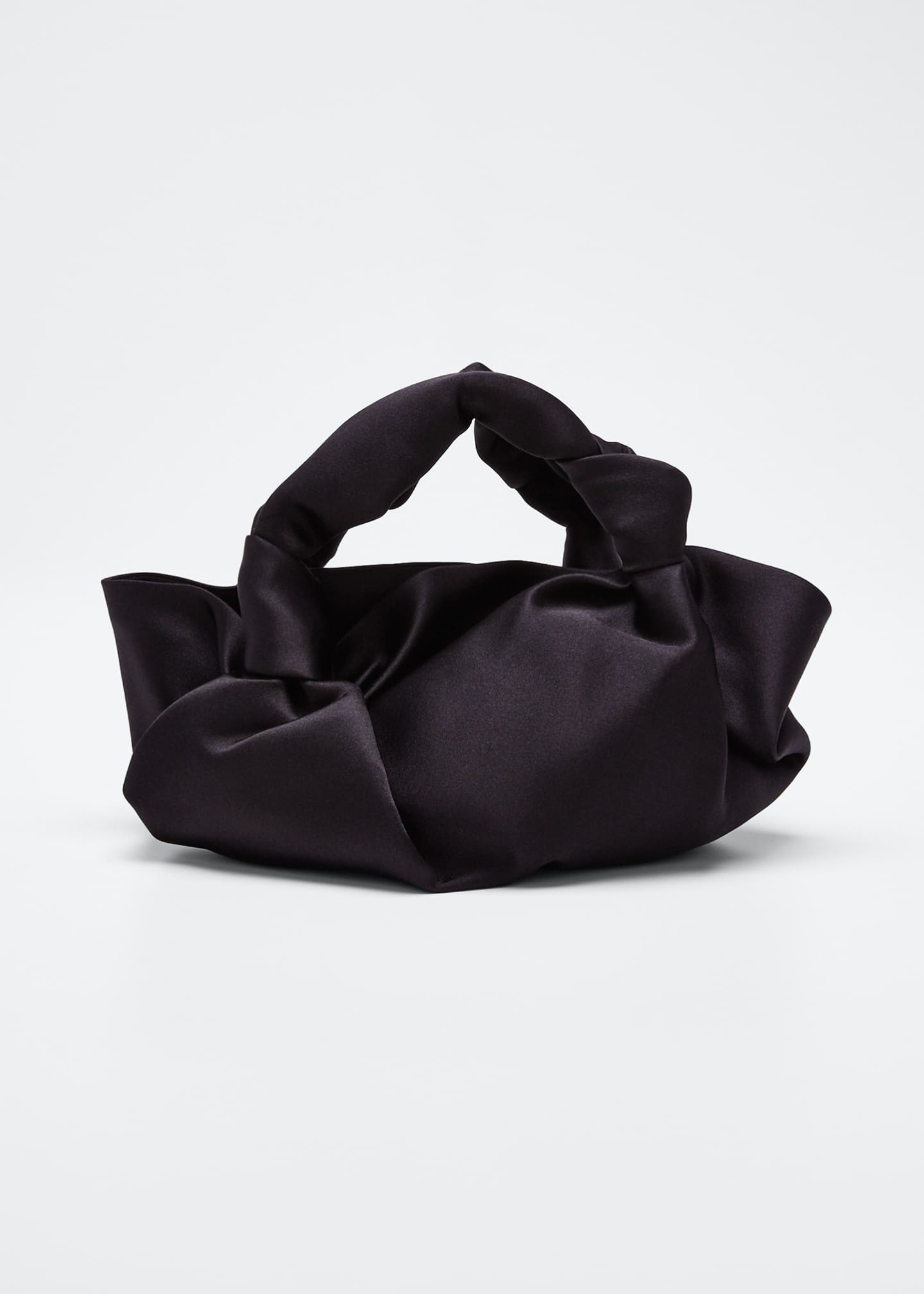 Image 1 of 5: Ascot Two Bag in Satin