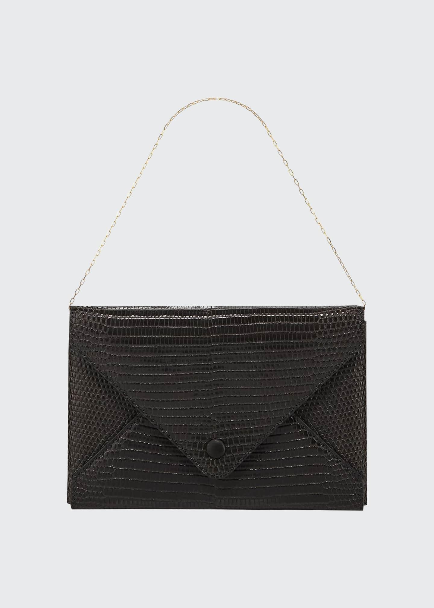 THE ROW Envelope Bag in Lizard