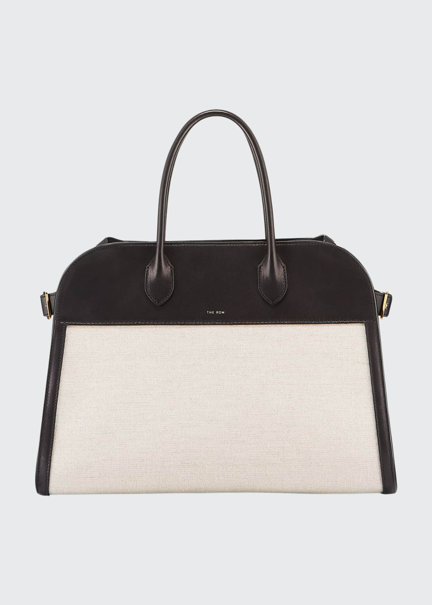 THE ROW Margaux 15 Bag in Canvas